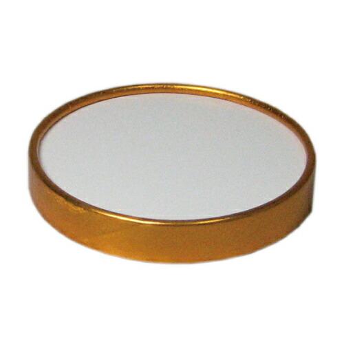 トーカン紙容器紙蓋 ムジ ゴールドリング(PC-100F-KF)2000枚
