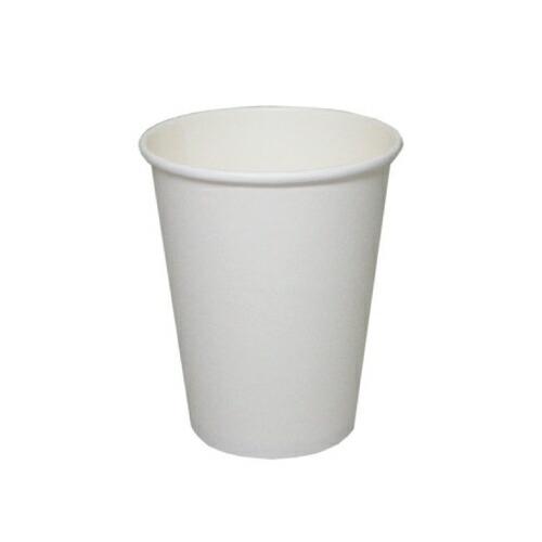 厚紙コップ SMT-280 8オンス 280ml(ホワイト)1000個