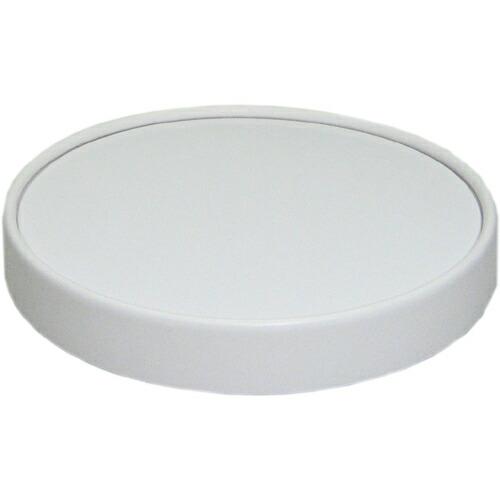 トーカン紙容器紙蓋 ムジ シロリング(SI-500T-KF)400枚
