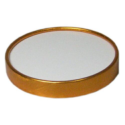 トーカン紙容器紙蓋 ムジ ゴールドリング(SI-500T-KF)400枚