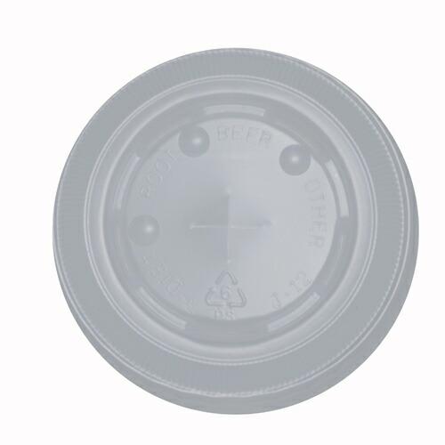 12オンス用LIDストロー穴 2100枚_紙コップフタ