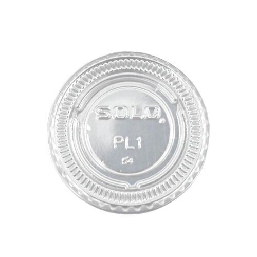 SOLO スフレカップ1オンス用LID 2500枚