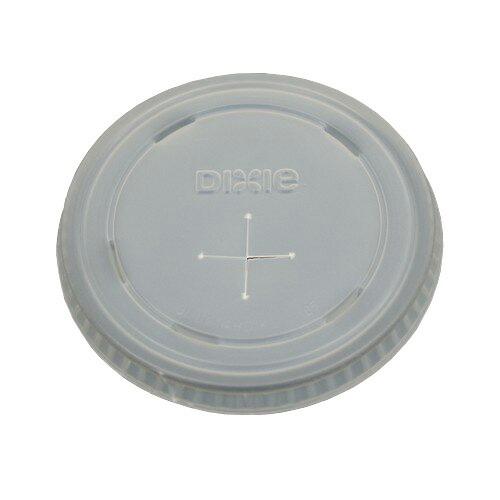 デキシー77パイ用ストロー穴LID半透明 2500枚