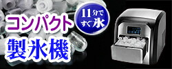 飲み物に最適な氷を提供【アイスディスペンサー ZB-09】