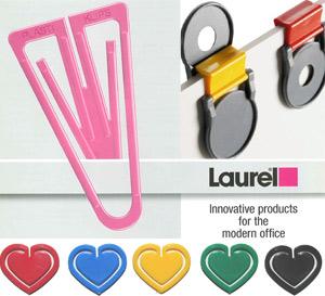 Laurel(ローレル)社のクリップ
