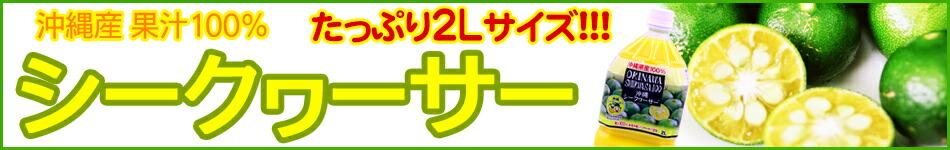 シークワーサー2L