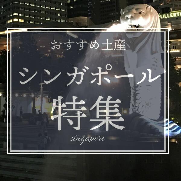 シンガポール編