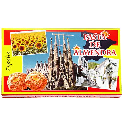 スペイン アーモンドクッキー 6箱セット(各12枚)