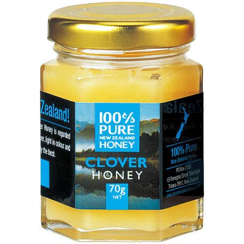 【ニュージーランド お土産】クローバーハニーミニ3瓶セット 蜂蜜 はちみつ【おみやげ お土産 ニュージーランド 海外 みやげ】ニュージーランド 食品 sa0304