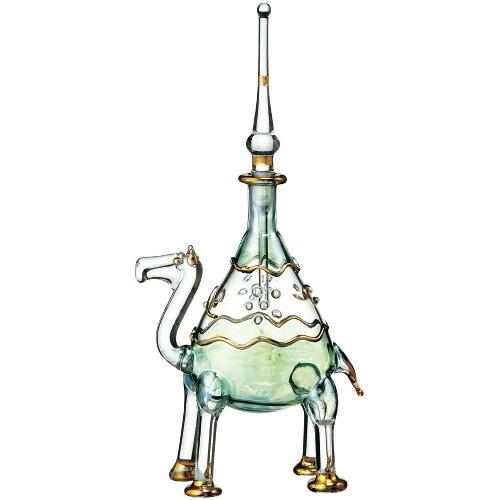 【在庫処分】【エジプト お土産】らくだ香水瓶(エジプト お土産)【おみやげ お土産 海外 みやげ】 sa1019