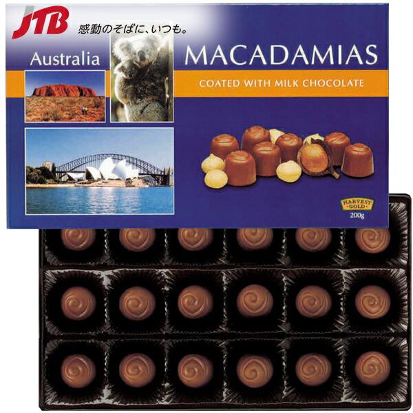オーストラリア マカダミアナッツチョコ1箱【オーストラリア お土産】|マカダミアナッツチョコレート オセアニア オーストラリア土産 おみやげ お菓子 手土産 小分け プレゼント ギフト 洋菓子 お返し