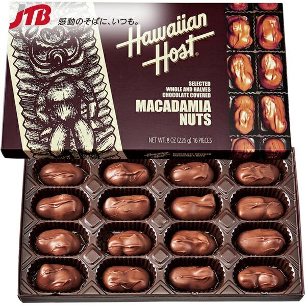 ハワイ お土産 マカダミアナッツチョコ ハワイアンホースト マカダミアナッツチョコ ティキボックス|マカダミアナッツチョコレート ハワイ土産 お菓子 ギフト