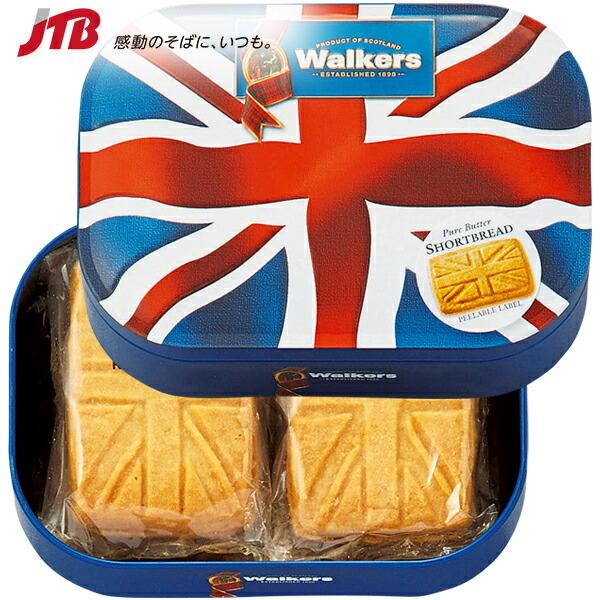 【5%OFFクーポン対象】ウォーカー 缶入りショートブレッド1缶【イギリス お土産】 クッキー ヨーロッパ イギリス土産 おみやげ お菓子 輸入