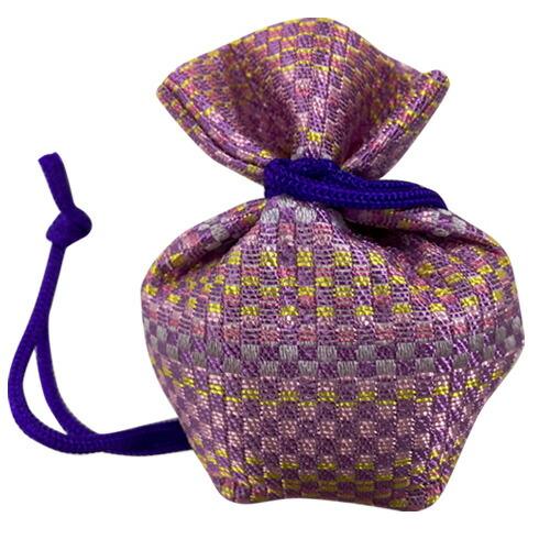 【在庫処分】【半額】香老舗薫玉堂 にほい袋 薄紫【匂い袋 香り 香り袋 におい袋 白檀】 sa0921