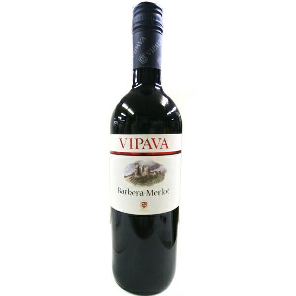 【スロベニア お土産】スロベニア 赤ワイン バルベーラメルロ 1本(750ml)|お酒 スロベニアワイン アルコール スロベニア土産 sa0304