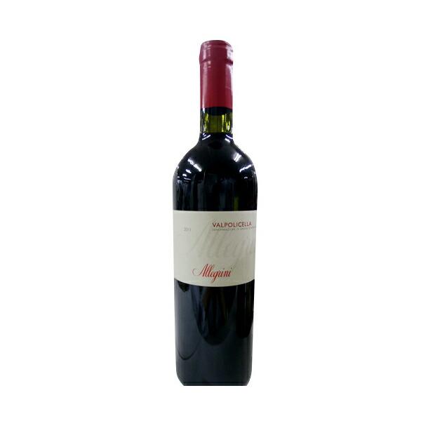 【在庫処分】【イタリア お土産】アレグリーニ ヴァルポリチェッラ 赤ワイン 1本(750ml)|赤ワイン アルコール お酒 海外土産 sa1019