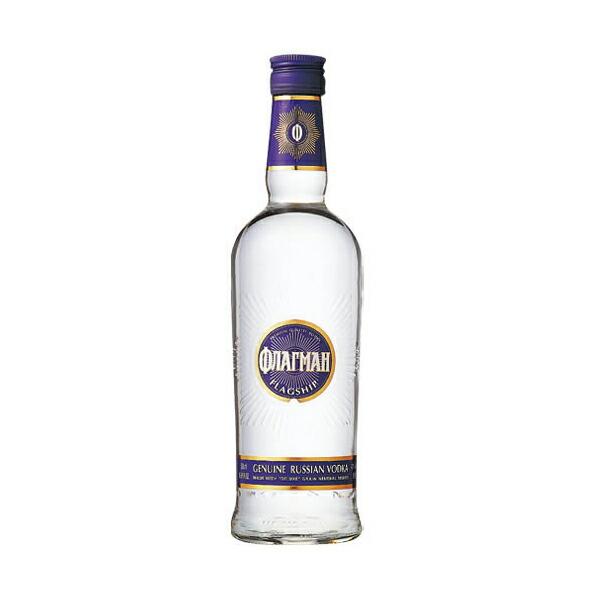 【ロシア お土産】ロシア ウォッカ フラグマン 1本(500ml)|ウォッカ ヨーロッパ お酒 ロシア土産 おみやげ sa0304