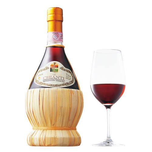 イタリア キャンティ赤ワイン 1本