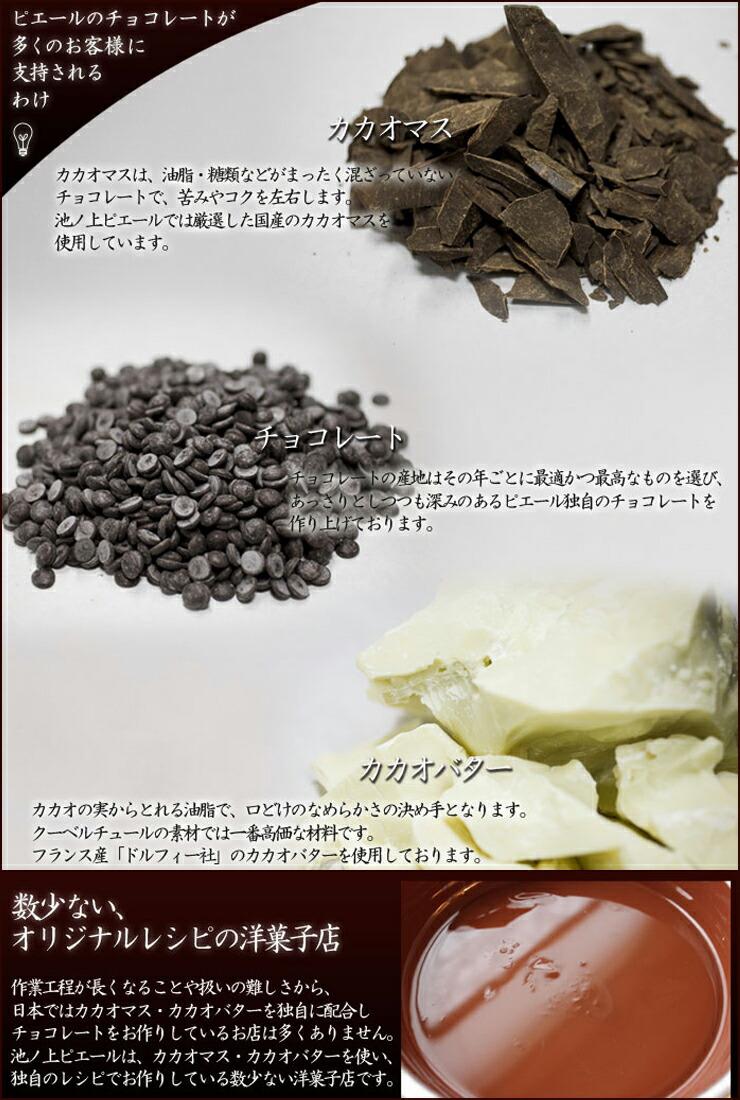 チョコ素材