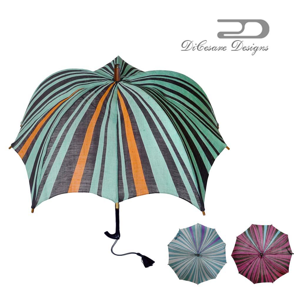 【送料無料】日本製 デザイナーズブランド 日傘 DiCesare Designs 1