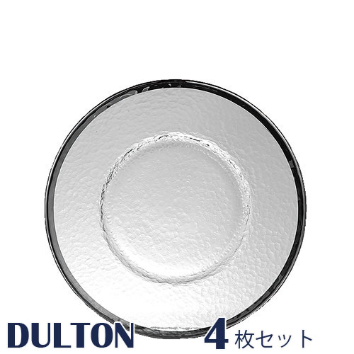 ガラス皿 220 GLASS TABLEWARE OBO PLATE 220
