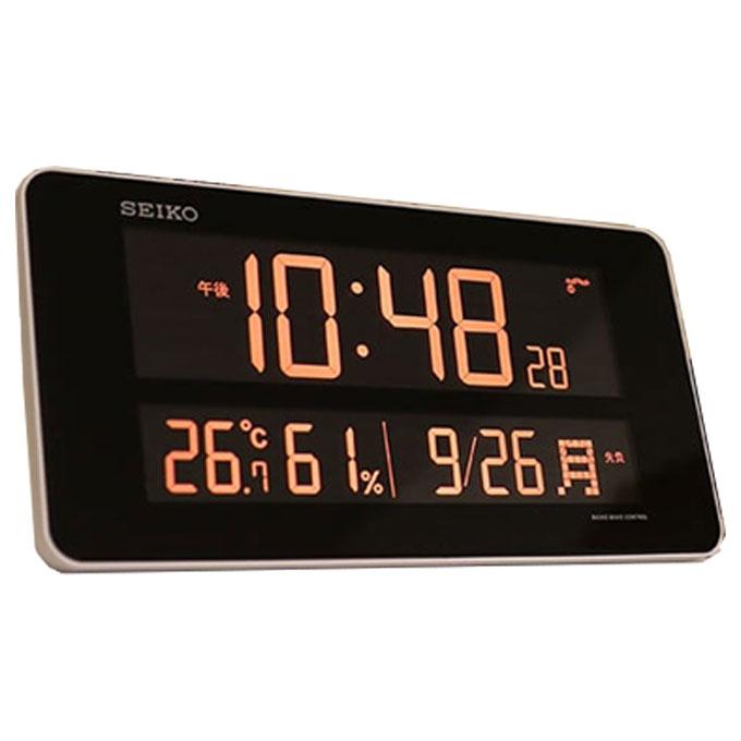 掛置時計 交流式デジタル