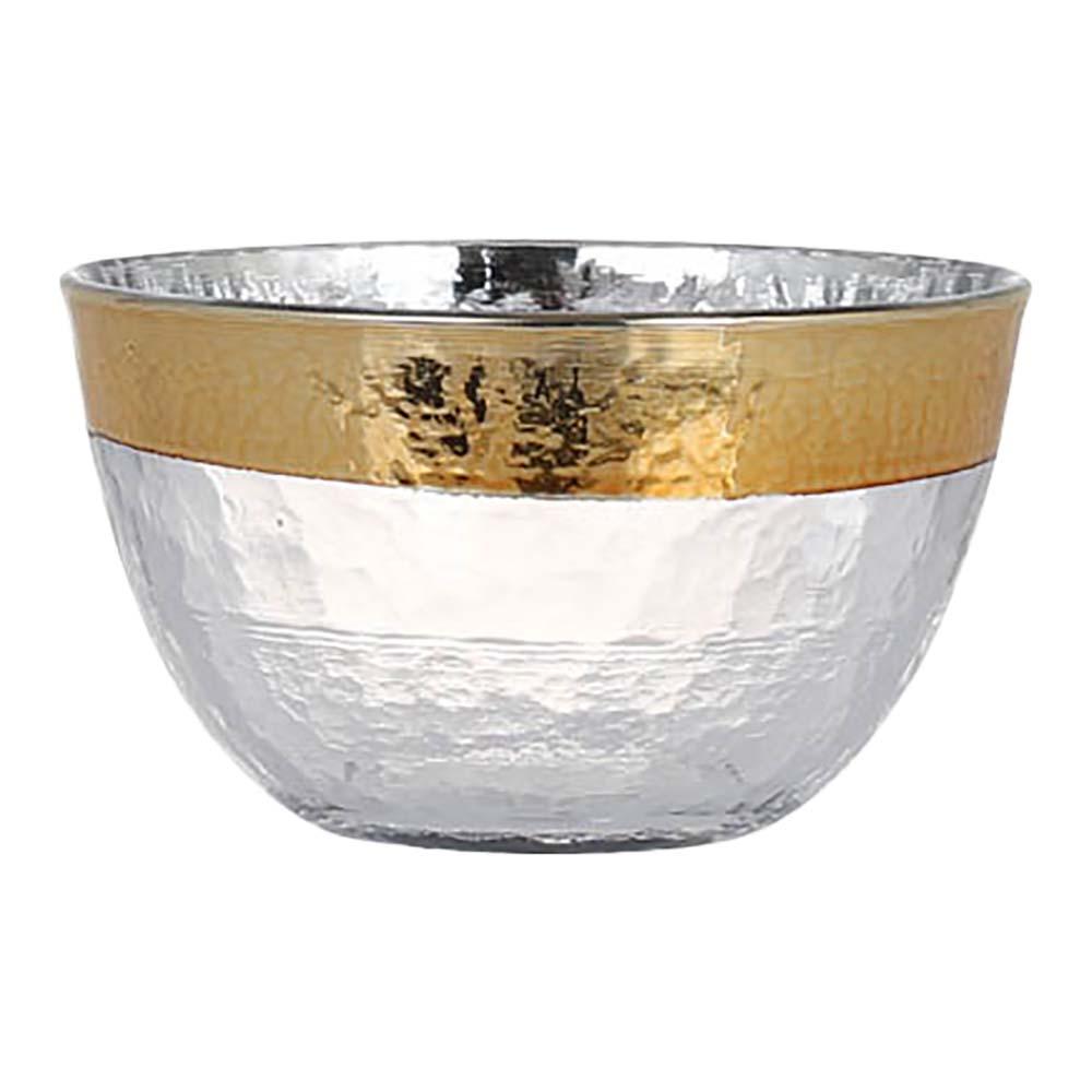 グラステーブルウェア オーボ ゴールド ボウル 95(6個入)
