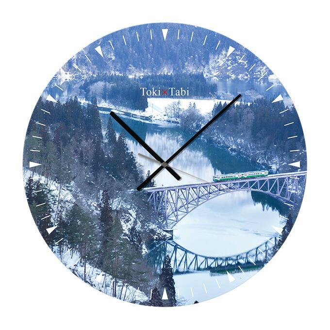 只見線 冬の第一橋梁