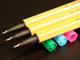 スタビロ ポイント88 水性ファイバーチップペン(セラミックポット 150本セット)