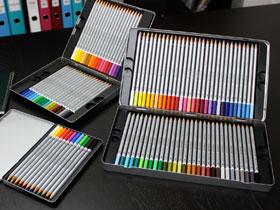 ステッドラー カラト アクェレル 水彩色鉛筆 60色セット