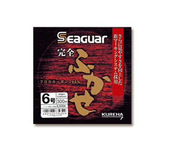 a17d644c4b77 KUREHA(クレハ) SEAGUAR(シーガー) 完全ふかせ 4号~5号 300m:eWESTCOAST 店