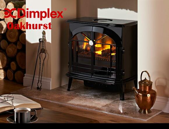 DIMPLEX(ディンプレックス) 電気暖炉  Oakhurst(オークハースト)