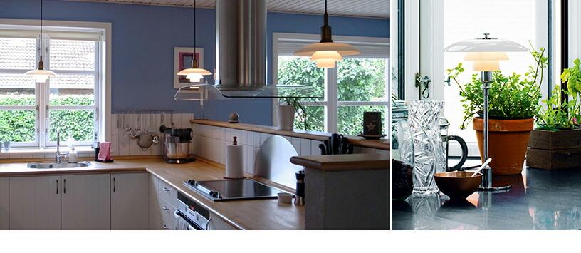 louis poulsen(ルイスポールセン)PH 3 1/2-3 Glassペンダント 真鍮メタライズド