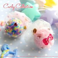 Curly Collection(カーリーコレクション)ポンポンリング