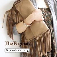 BAGMATI(バグマティー)フリンジクラッチバッグ