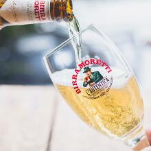 ひまわり花束セット「厳選世界のビールセット」