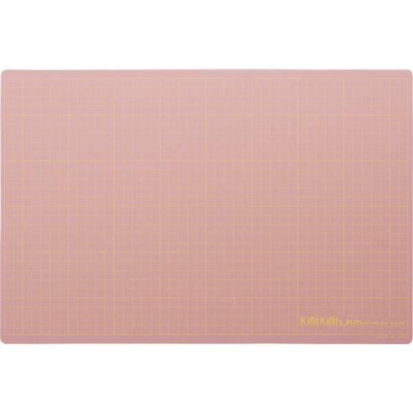 【送料無料】カッティングマット CM-45K 再生PVC 450×300×1.2mm ピンク 生活用品・インテリア・雑貨 文具・オフィス用品 カッターマット・カッティングマット レビュー投稿で次回使える2000円クーポン全員にプレゼント