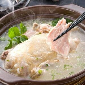 【送料無料】本場韓国の味・韓国宮廷料理「参鶏湯(サムゲタン)2袋」 フード・ドリンク・スイーツ レトルト・セット食品 鍋セット・煮込みセット レビュー投稿で次回使える2000円クーポン全員にプレゼント