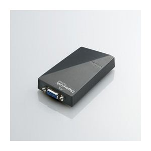【送料無料】ロジテック USBディスプレイアダプタ LDE-SX015U 家電 その他の家電 レビュー投稿で次回使える2000円クーポン全員にプレゼント