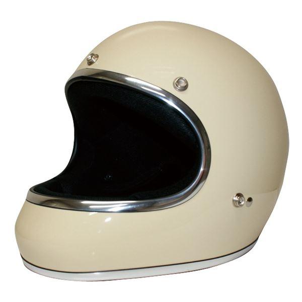 10000円以上送料無料 ダムトラックス(DAMMTRAX) ヘルメット AKIRA アイボリー M 生活用品・インテリア・雑貨 バイク用品 ヘルメット レビュー投稿で次回使える2000円クーポン全員にプレゼント