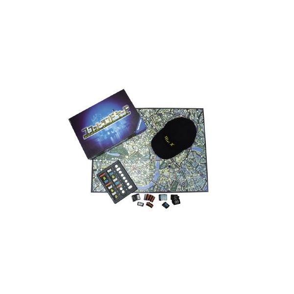 10000円以上送料無料 カワダ スコットランドヤード ホビー・エトセトラ ゲーム テーブルゲーム レビュー投稿で次回使える2000円クーポン全員にプレゼント