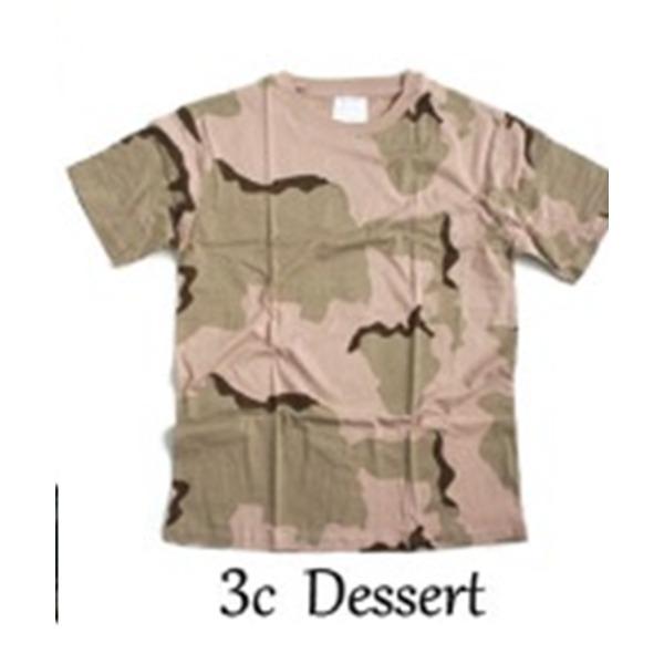 【送料無料】カモフラージュ Tシャツ( 迷彩 Tシャツ) JT048YN 3カラーデザート Sサイズ ファッション トップス Tシャツ 半袖Tシャツ レビュー投稿で次回使える2000円クーポン全員にプレゼント