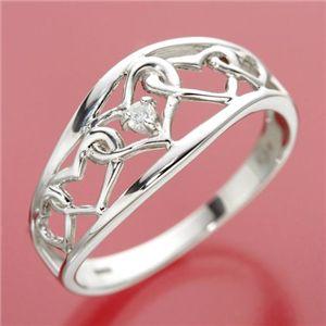 10000円以上送料無料 ダイヤリング 指輪 アンティーク調リング 11号 ファッション リング・指輪 天然石 ダイヤモンド レビュー投稿で次回使える2000円クーポン全員にプレゼント