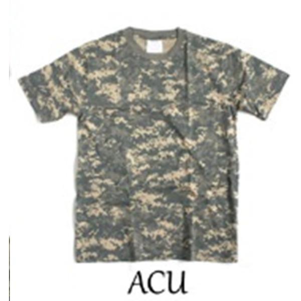 【送料無料】カモフラージュ Tシャツ( 迷彩 Tシャツ) JT048YN ACU Lサイズ ファッション トップス Tシャツ 半袖Tシャツ レビュー投稿で次回使える2000円クーポン全員にプレゼント