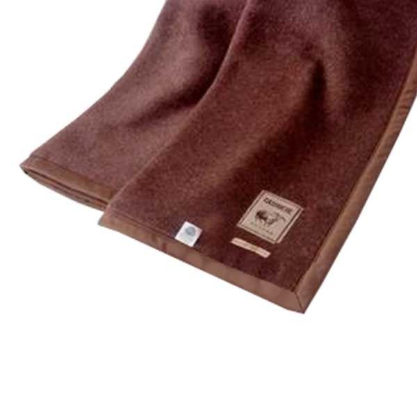 5000円以上送料無料 なめらかな肌ざわり カシミヤ100%毛布 ブラウン 日本製 生活用品・インテリア・雑貨 寝具 毛布 レビュー投稿で次回使える2000円クーポン全員にプレゼント