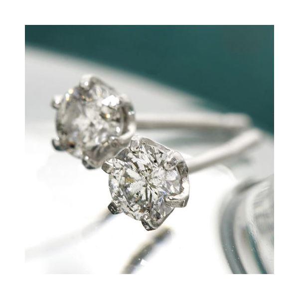 純プラチナダイヤモンド0.2ctピアス ファッション ピアス・イヤリング 天然石 ダイヤモンド レビュー投稿で次回使える2000円クーポン全員にプレゼント