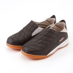 【送料無料】バブーシェ仕様セーフティシューズ ブラック S (24~24.5cm) ファッション 靴・シューズ その他の靴・シューズ レビュー投稿で次回使える2000円クーポン全員にプレゼント