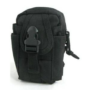 多機能 MO LLEバッグ 対応防水布使用ポーチ BP061YN ブラック ファッション バッグ ウエストバッグ レビュー投稿で次回使える2000円クーポン全員にプレゼント
