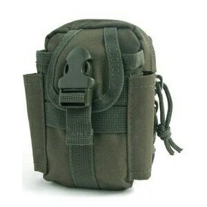 多機能 MO LLEバッグ 対応防水布使用ポーチ BP061YN オリーブ ファッション バッグ ウエストバッグ レビュー投稿で次回使える2000円クーポン全員にプレゼント