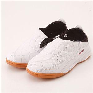 【送料無料】バブーシェ仕様セーフティシューズ ホワイト L (26~26.5cm) ファッション 靴・シューズ その他の靴・シューズ レビュー投稿で次回使える2000円クーポン全員にプレゼント